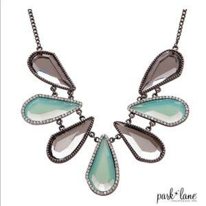 Frozen necklace! Park Lane! PLUS FREE EARRINGS
